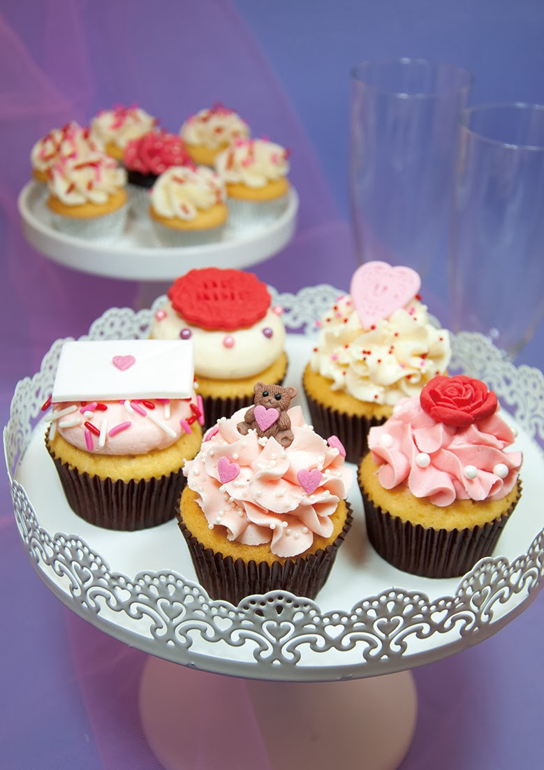 The Cupcake Project- Valentine's