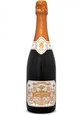 Champagne Andre Clouet Brut Rose NV