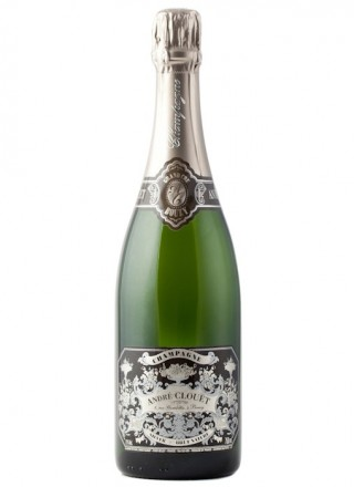 Champagne Andre Clouet Brut Silver Nature NV