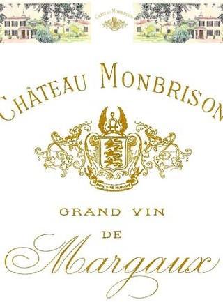 Chateau Monbrison_Label