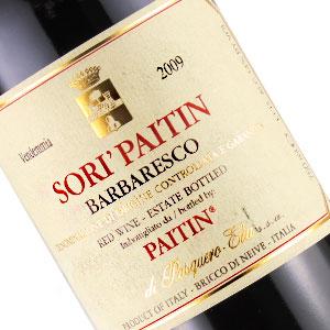 Paitin Di Pasquero-Elia Barbaresco Sori Paitin 2009_Bottle