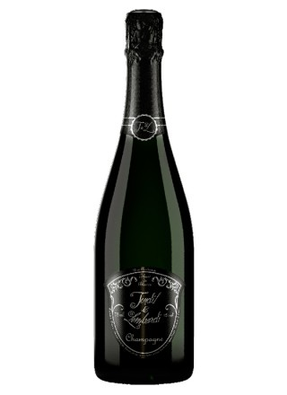 Champagne Tendil & Lombardi Blanc de Blanc Brut NV