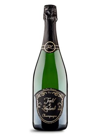 Champagne Tendil & Lombardi Cuvee Brut NV