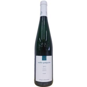Weingut Vollenweider Wolfer Goldgrube Riesling Spatlese 2013